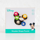 Disney Mickey Mouse Formen Steck Holz Puzzle Spielzeug